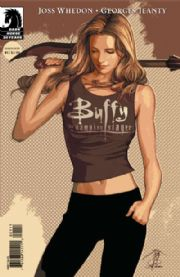 Buffy The Vampire Slayer #1 Third Print Variant Dark Horse Comics